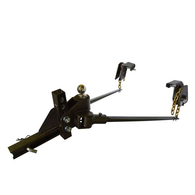 BXW0750 Blue Ox BXW0750 SwayPro S Series 750 Pound Trailer Weight Distribution Hitch
