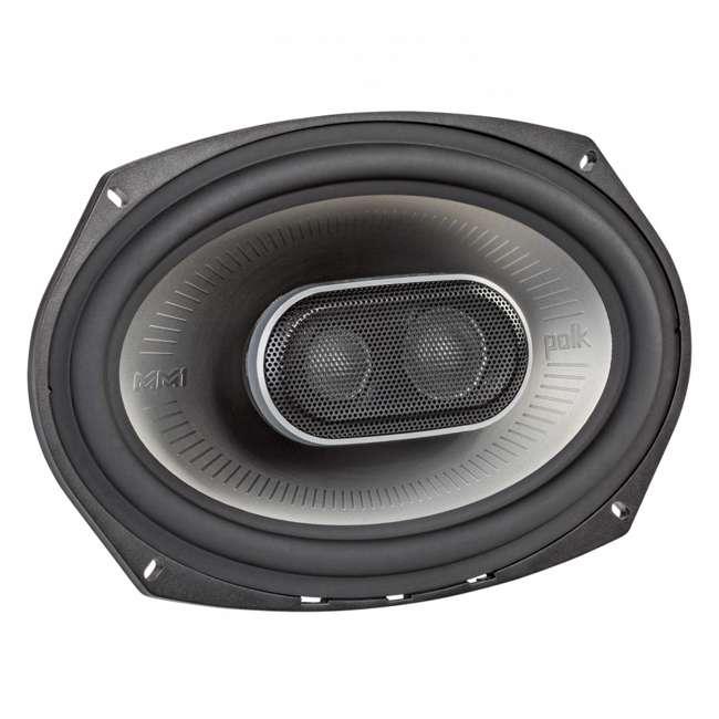 MM692 Polk Audio MM1 Series 6x9-Inch 450-Watt Coaxial Speakers (2 Pack) 5