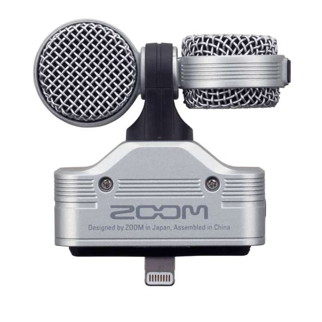 ZIQ7 Zoom iQ7  Stereo Lightning Connector iOS  Recorder (2 Pack) 5