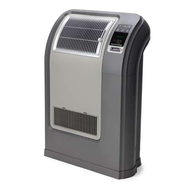 LKO-CC24841-TN Lasko CC24841 Portable Digital Cyclonic Ceramic Space Heater with Remote Control