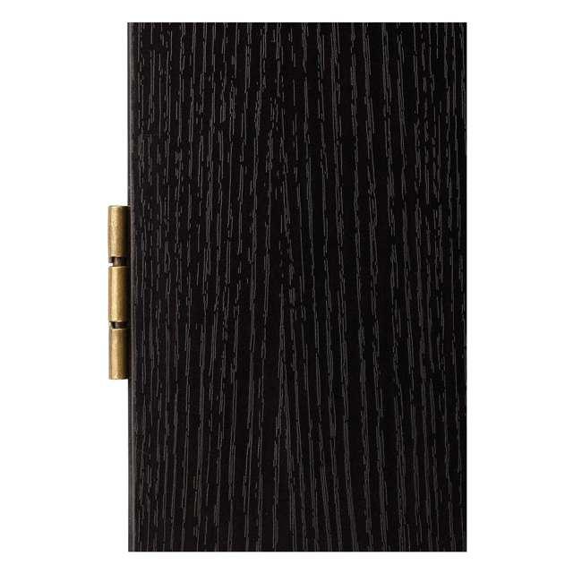 40-0375 Viper Hideaway Steel Tip 2 in 1 Traditional & Baseball Dartboard Cabinet, Black 6
