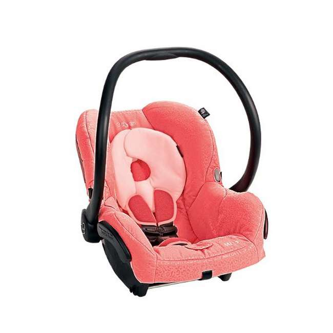 IC099BIP Maxi-Cosi Mico Baby Infant Car Seat & Base - Leopard Pink   IC099BIP