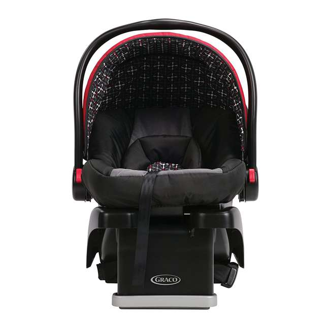 1934629 1925724 1855603 Graco Ready2Grow Double Stroller With SnugRide Car Seat Extra Base