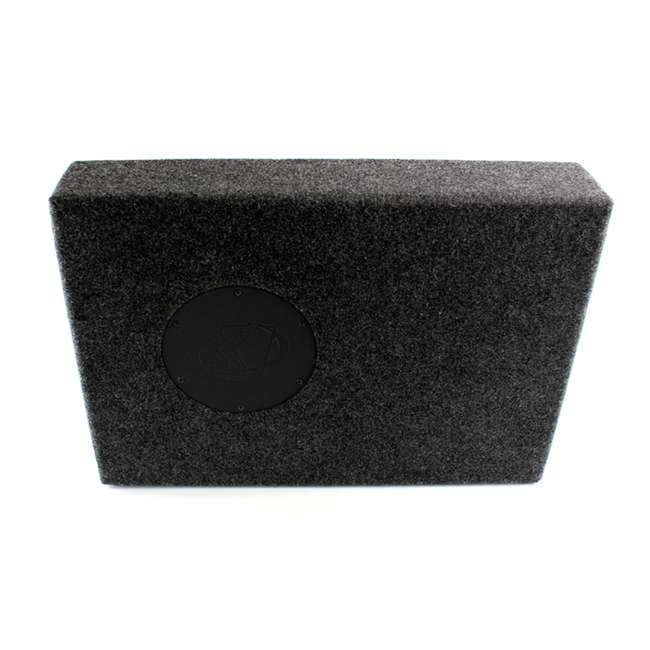 10TC102-3 Kicker 10TC102 10-Inch 300W Loaded Subwoofer with Box, Refurbished 2