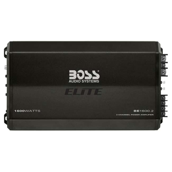 BE1600.2 Boss Audio Systems 2 Channel Class A/B Amplifier 2