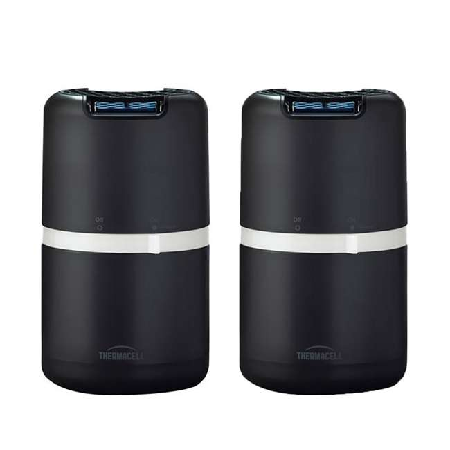 MRD203 Thermacell Halo Outdoor Patio Shield Mosquito Repeller, 2-Pack