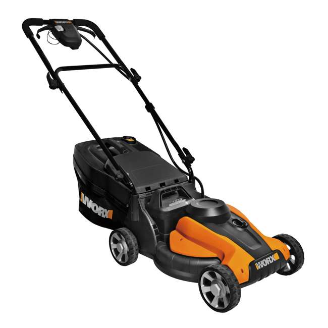WG782 Worx WG782 24-Volt Electric Walk Behind Push Lawn Mower