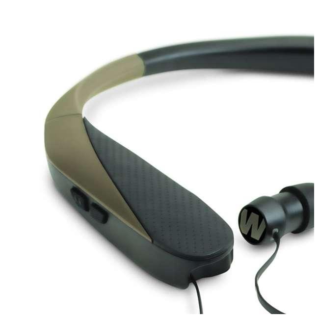 GWP-NHE-BT Walker's Razor XV Bluetooth Digital Ear Bud Headset 3