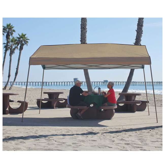 Z Shade 12 X 14 Foot Panorama Instant Pop Up Canopy Tent