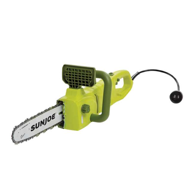 SUJ-SWJ807E Sun Joe 10-Inch Electric Convertible Pole Chainsaw 2