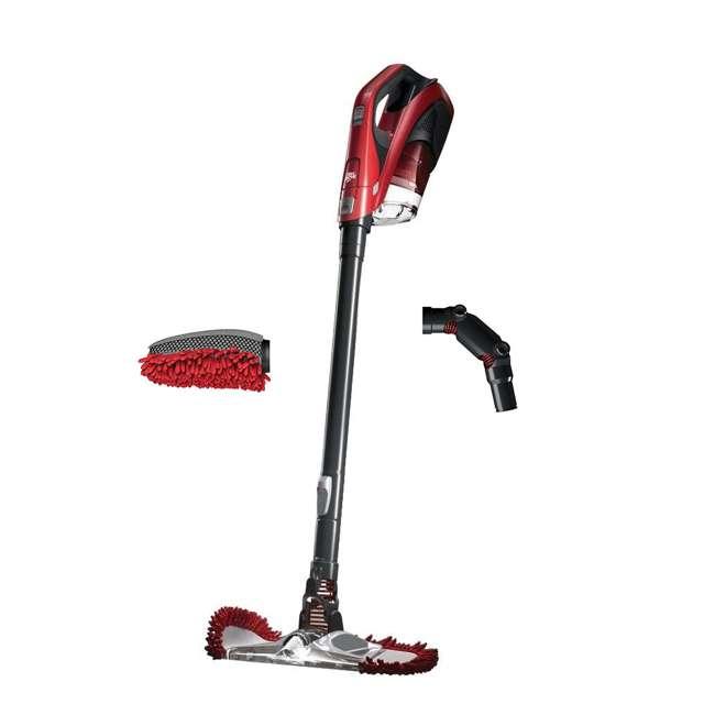 SD12515RM-RB-U-A Dirt Devil 360-Degree Reach Pro Bagless Stick Vacuum (Refurbished) (Open Box)
