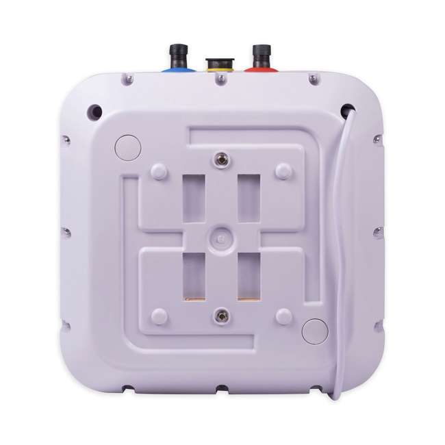 EM-4.0 Eccotemp EM 4 Gallon Under Sink Electric Mini Storage Tank Hot Water Heater 2