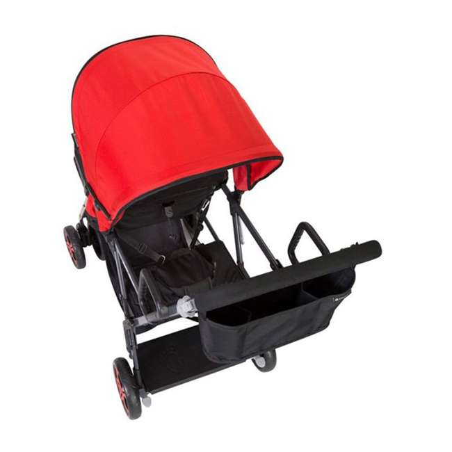 SS80A07A Baby Trend SS80A07A Sit N Stand Folding Compact Two Seat Baby Stroller, Red 2