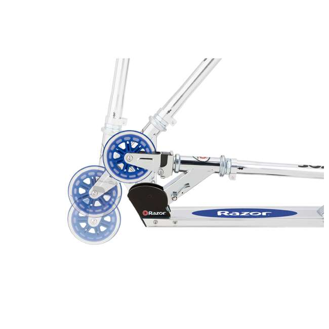 13014340 RAZOR A3 Kick Scooter (Blue) 2