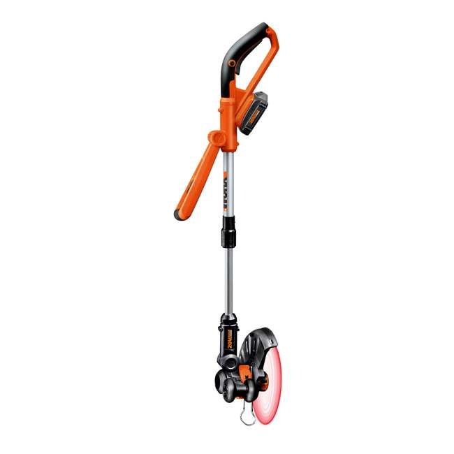 WG155 Worx WG155 20V Lithium-Ion Trimmer & Edger with Battery & Charger 1