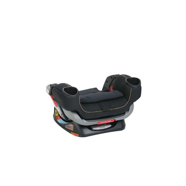 2047648 Graco 4Ever Extend2Fit 4 In 1 Rear & Front Facing Car Seat Booster Combo, Hyde 1