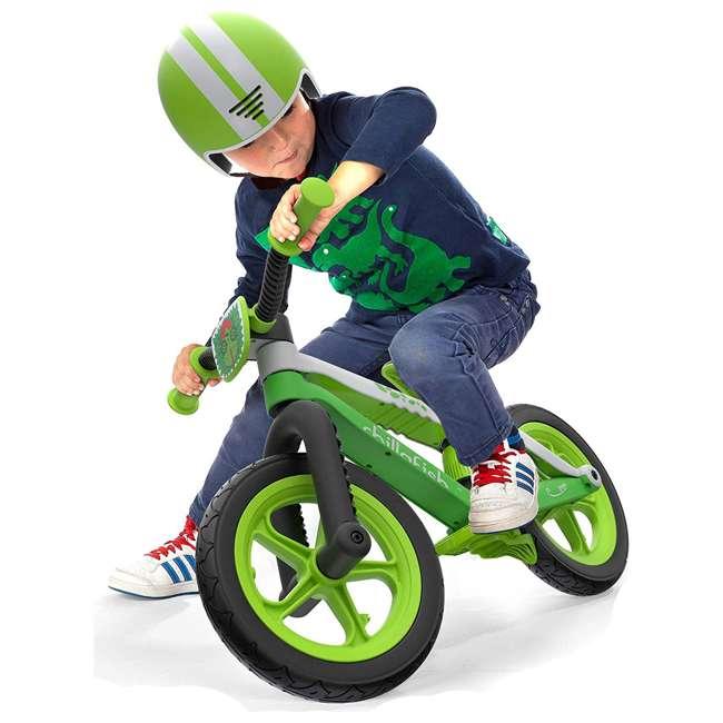 CPMX02LIM Chillafish CPMX02BLU BMXie 2 Childrens Lightweight Plastic Balance Bike, Pink 1