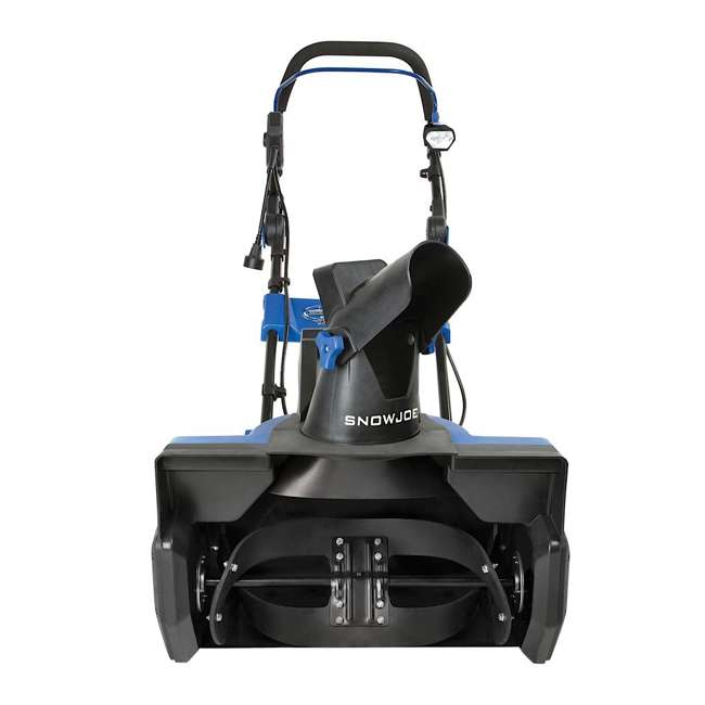 SNJ-SJ625E-U-A Snow Joe Ultra 21 In Electric Snow Thrower with 4 Blade Auger & Light (Open Box) 2