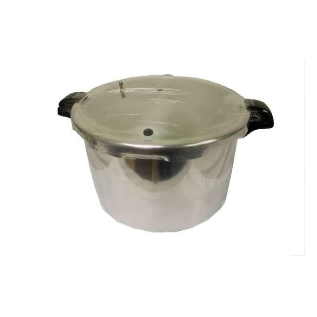 01755 Presto 01755 16 Quart Aluminum Pressure Canner Cooker 3