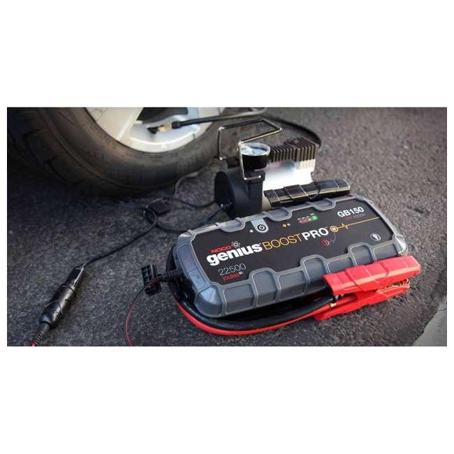 GB150 Noco Genius GB150 Boost Pro 4000-Amp UltraSafe Jump Starter 7
