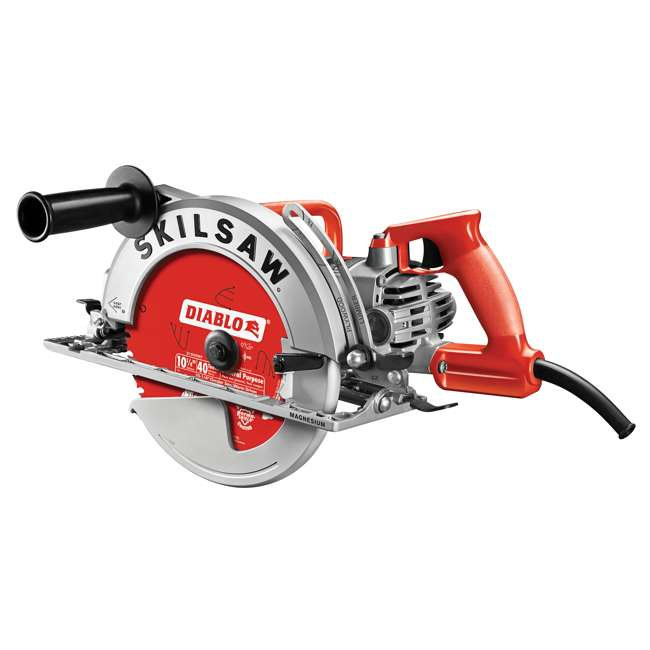 SPT70WM-72-OB Skilsaw Diablo 10-1/4-Inch Sawsquatch Drive Saw w/ Blade & Twist Lock(Open Box)