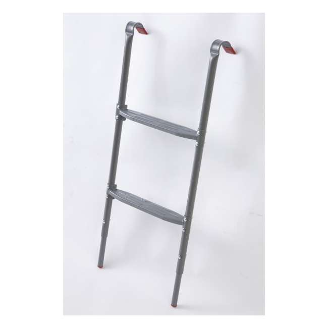 ACC-LADFS + ACC-AK JumpKing Two Step Trampoline Ladder and Anchor Tie Down Kit 3