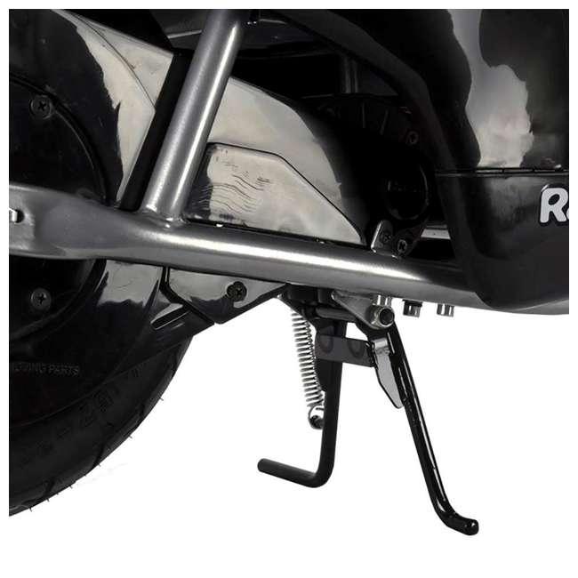 15130608 + 15130601 Razor Pocket Mod Miniature Electric Scooters, 1 White & 1 Black 8