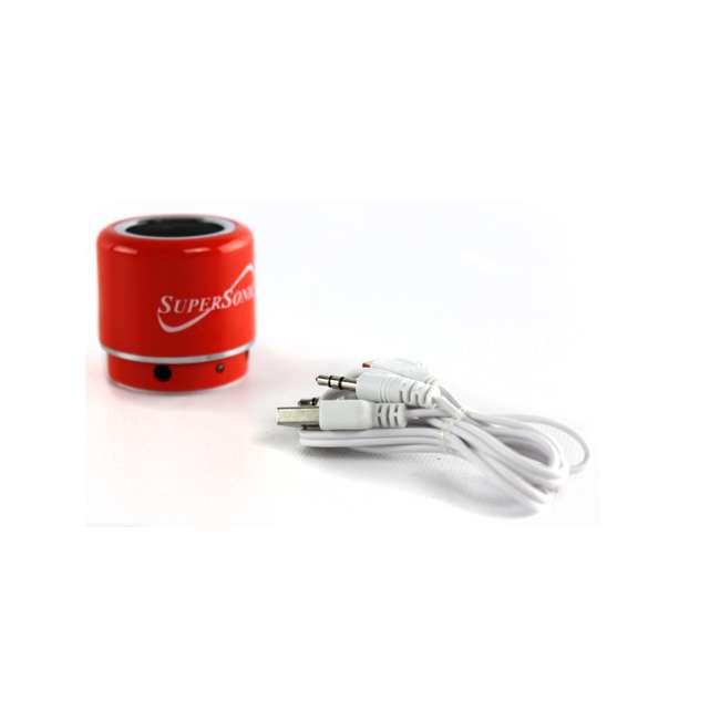 ATV25B + SC-1360BTRD Boss ATV25B Dual 450W 6.5-Inch ATV/Marine Amplifed Waterproof Speakers + Bluetooth 7