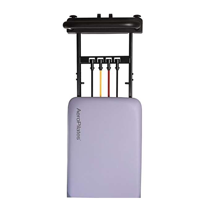 55-4420-OB Stamina AeroPilates 4-Cord Reformer Plus Pilates Fitness Machine (Open Box) 3