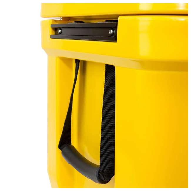 DXC65QT DeWalt 65 Quart Insulated Lunch Box Drink Cooler Roto Molded Portable, Yellow 6