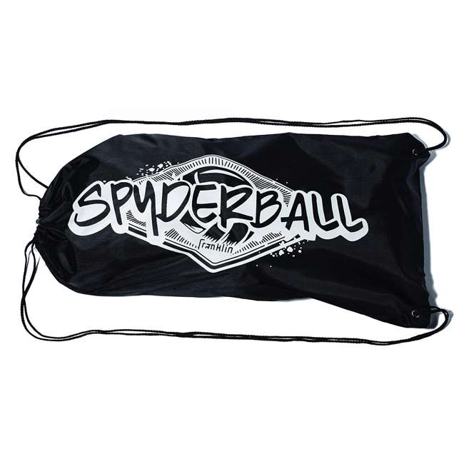 52565 Franklin Sports 52565 Spyderball Outdoor Game With Net, Balls, Carry Bag 3