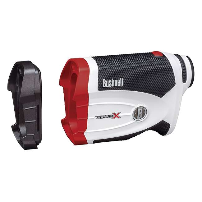 BGOLF-201540-RB Bushnell Tour X Laser Golf Rangefinder, (Certified Refurbished) 2