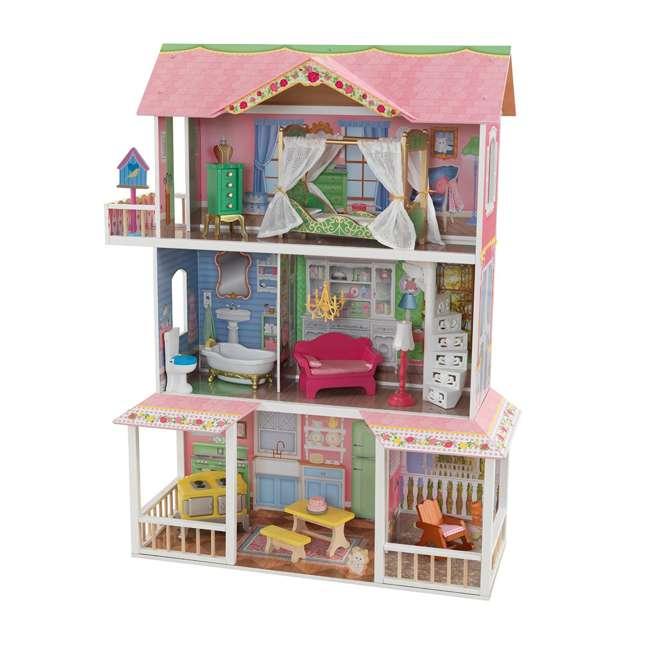 65851 KidKraft Sweet Savannah Dollhouse
