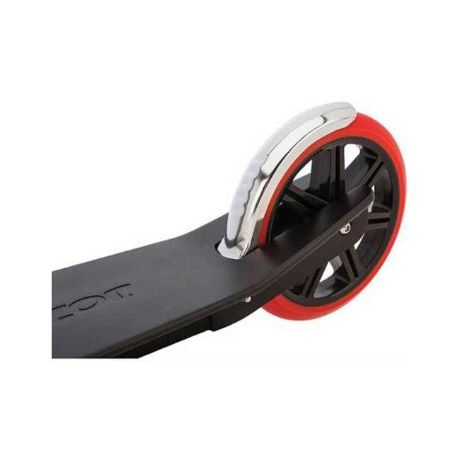 13013203 Razor A5 Lux Kick Scooter - Carbon Black   13013203 1