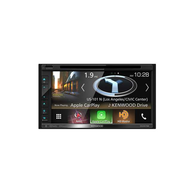 DNX575S Kenwood DNX575S 2-Din 6.8-Inch Multimedia Receiver with GPS 3