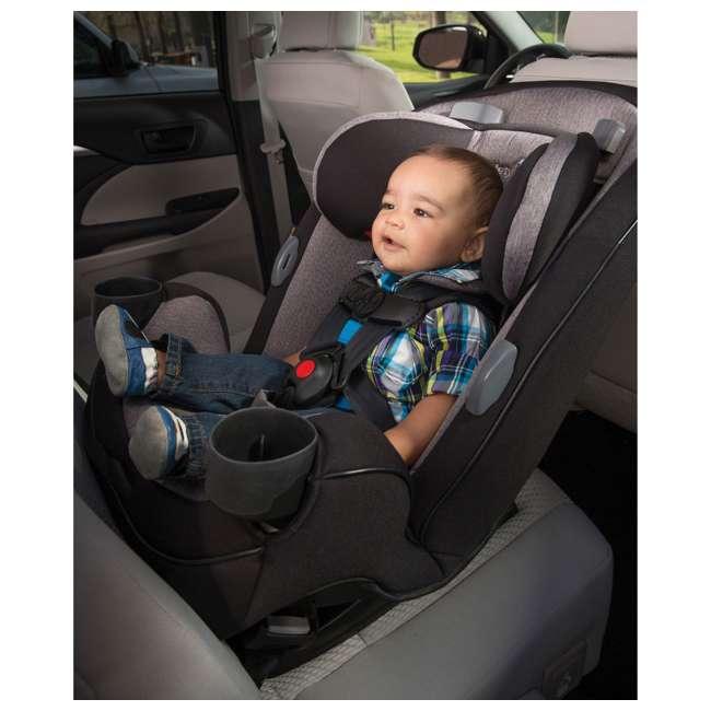 CC138EHW Safety 1st Grow & Go EX Air 3-in-1 Car Seat, Aqua Pop 3