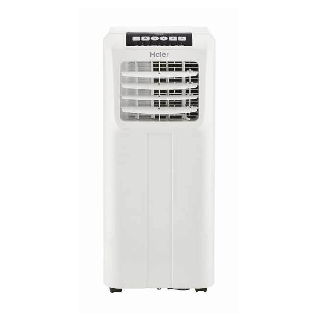 HPP10XCT-U-A Haier Portable 10,000 BTU AC Air Conditioner Unit w/ Remote  (Open Box) (2 Pack) 1