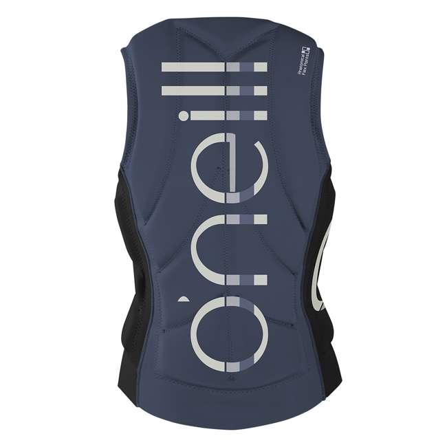 4531-ET7-6 Women's Slasher Waterskiing/Wakeboarding Vest, Size 6 1
