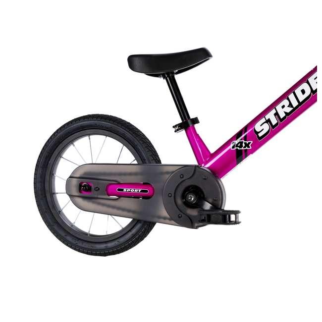 SK-SP1-US-PK Strider 14x Sport Balance Bike 3
