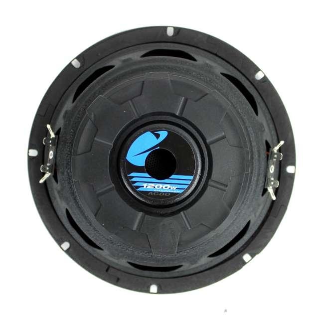 AC8D Planet Audio AC8D 8-Inch 1200W Subwoofer Dvc 4 Ohm 4