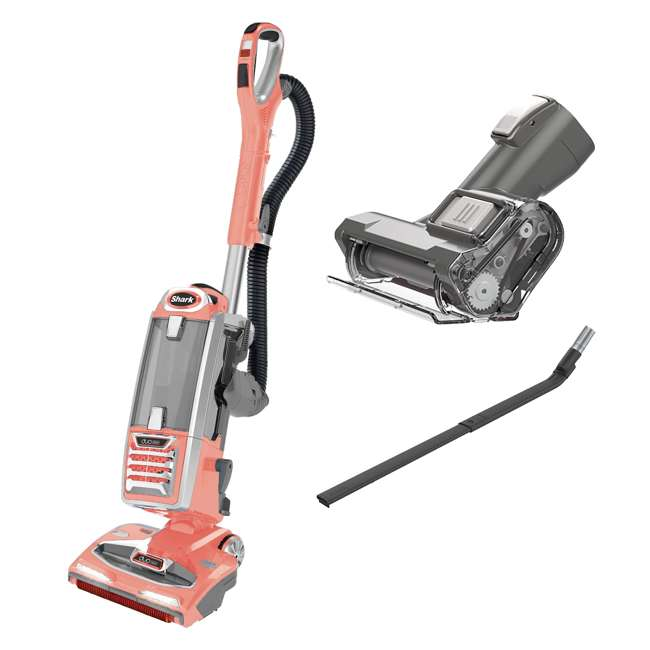 NV800RSGDREF-RB + XMBRUSH800 + 230FLIN800 Shark Vacuum with Brush & Wand (Certified Refurbished)