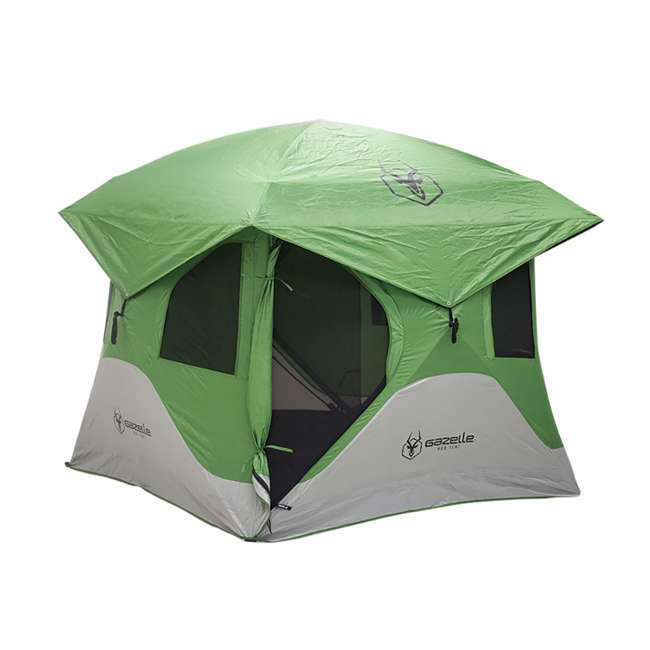 GAZL-33300 Gazelle Tents T3 Pop-Up Hub 3-Person Outdoor Camping Tent (2 Pack) 1