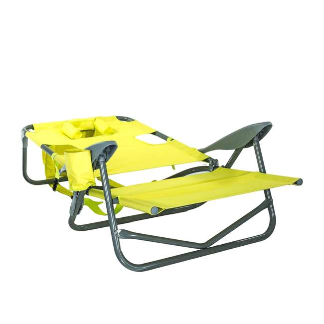 OYB-1003G Ostrich On-Your-Back Reclining Lounge Beach Chair 3