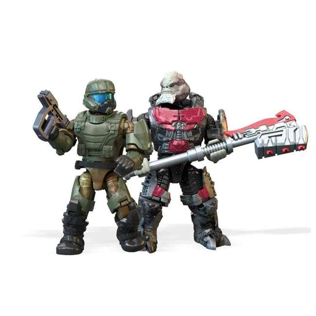 FVK38 Mega Construx Halo UNSC Frostraven vs Decimus Building Set 3
