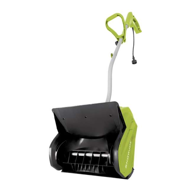 SNJ-323E-PRO-SJG-RB Snow Joe 13 Inch 10 Amp Electric Snow Shovel, Green (Certified Refurbished) 1