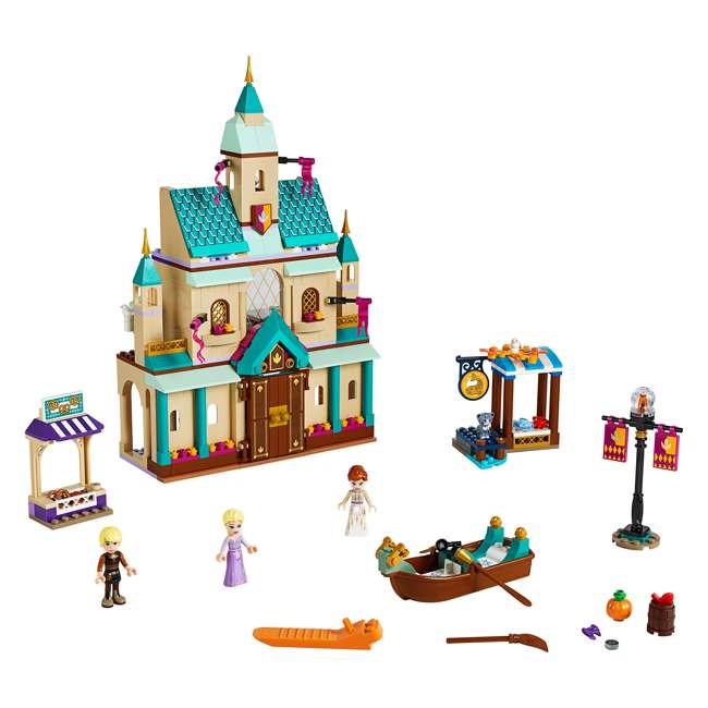 6251057 LEGO 41167 Frozen II Arendelle Castle Village Block Building Kit w/3 Minifigures