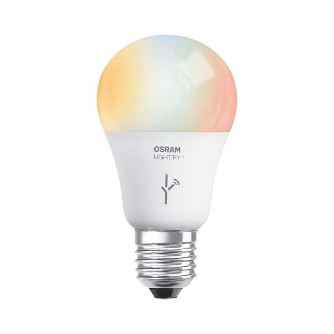 SYL-73693 Sylvania Lightify 60-Watt A19 White/Daylight/RGB Smart LED Bulb (Needs Hub)