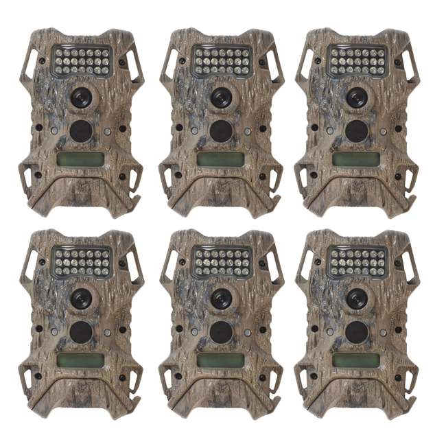 6 x WGI-CM0595 Wildgame Innovations Terra Extreme 12MP Hunting Game Camera  (6 Pack)