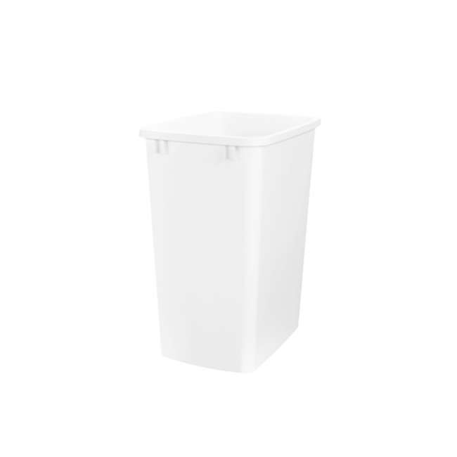 RV-35-52 Rev-A-Shelf RV-35-52 35 Quart Replacement Trash Bin for Pull Out Waste Systems