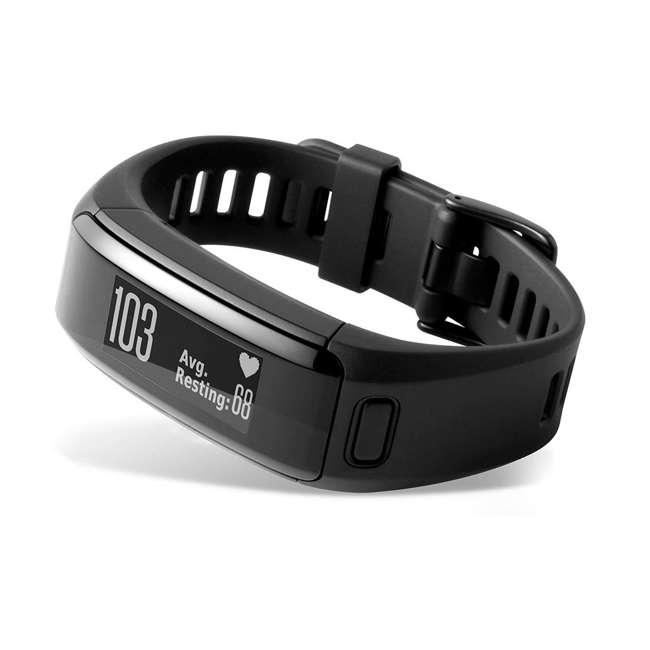010-N1955-03-RB Garmin 010-N1955-03 vivosmart HR XL Fitness Tracker (Certified Refurbished)